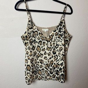 Socialite Leppard Cheetah Camisole Tank